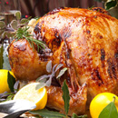 Christmas roasted Turkey